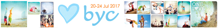 Byc, Bareclona Yoga Conference